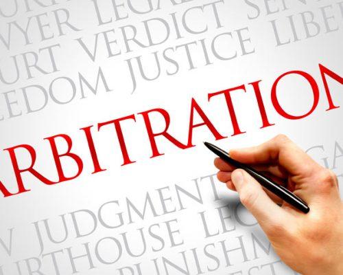 Arbitraion